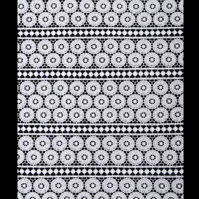 Chemical Lace Fabric MHDS30003