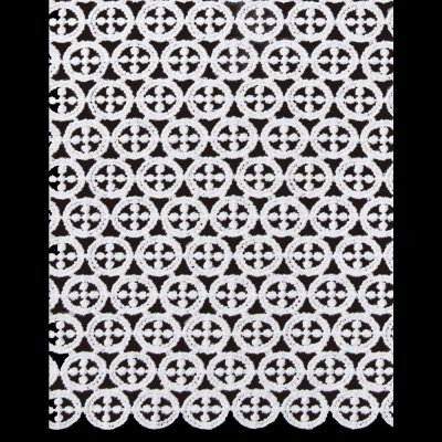 Chemical Lace Fabric MHDS30026