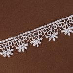 african french Chemical Lace 0575-1359-1