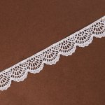 chemical lace embroidery trimming 0576-1358-1