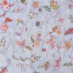Mesh Lace Fabric W007237